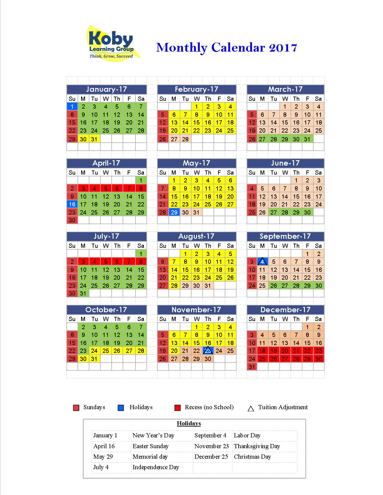 koby-calendar